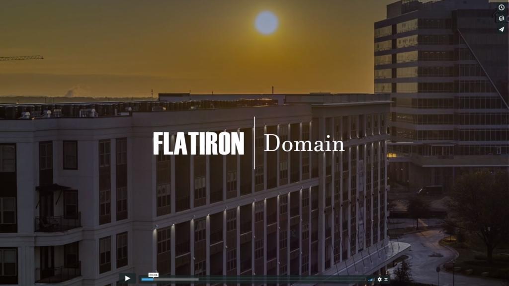 Flatiron Domain